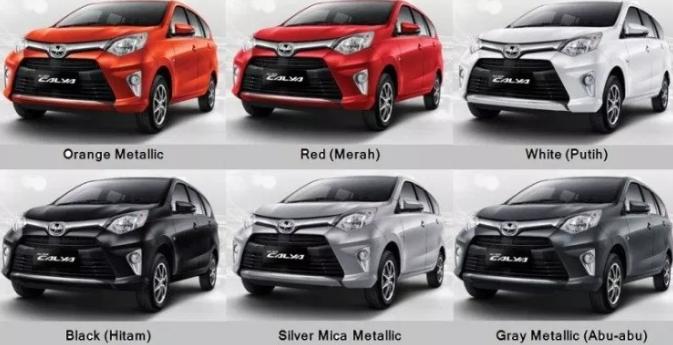 Promo Toyota Calya Terbaru Dengan DP Cicilan Murah di jakarta
