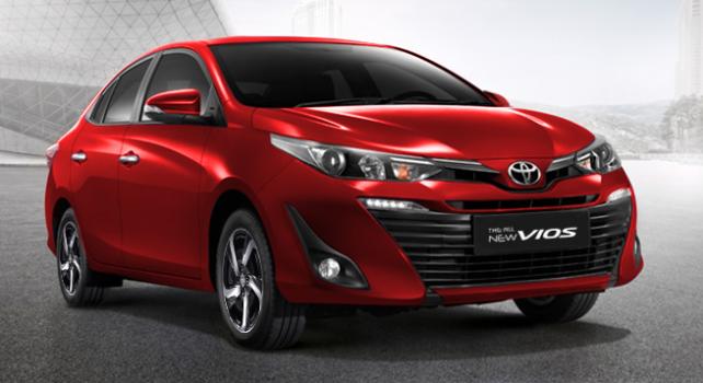 Promo Toyota Vios Dengan Cicilan Ringan dan DP murah di Jakarta