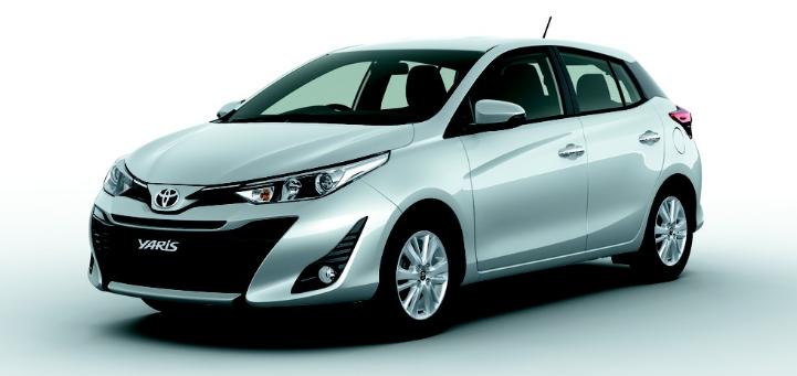 Promo Toyota Yaris Dengan Kredit terjangkau DP minim hanya di jakarta